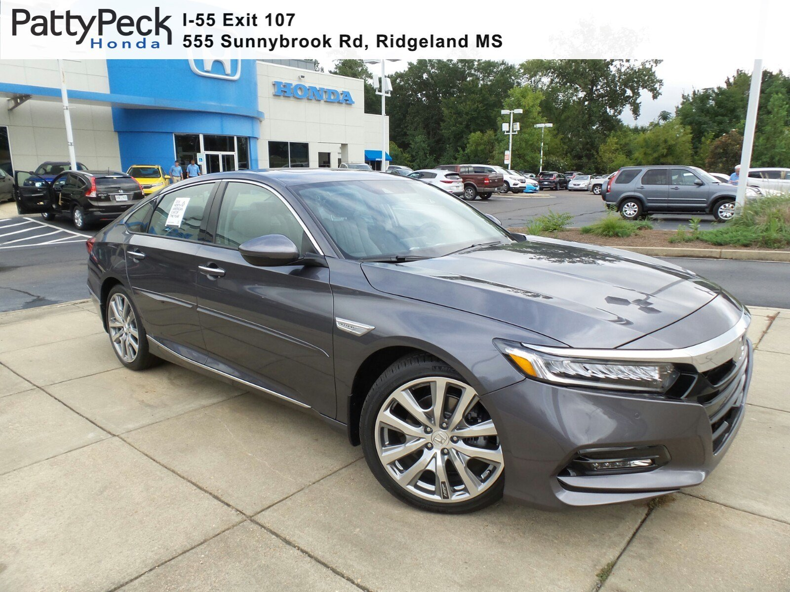 New 2018 Honda Accord Sedan Touring 1.5T FWD 4dr Car