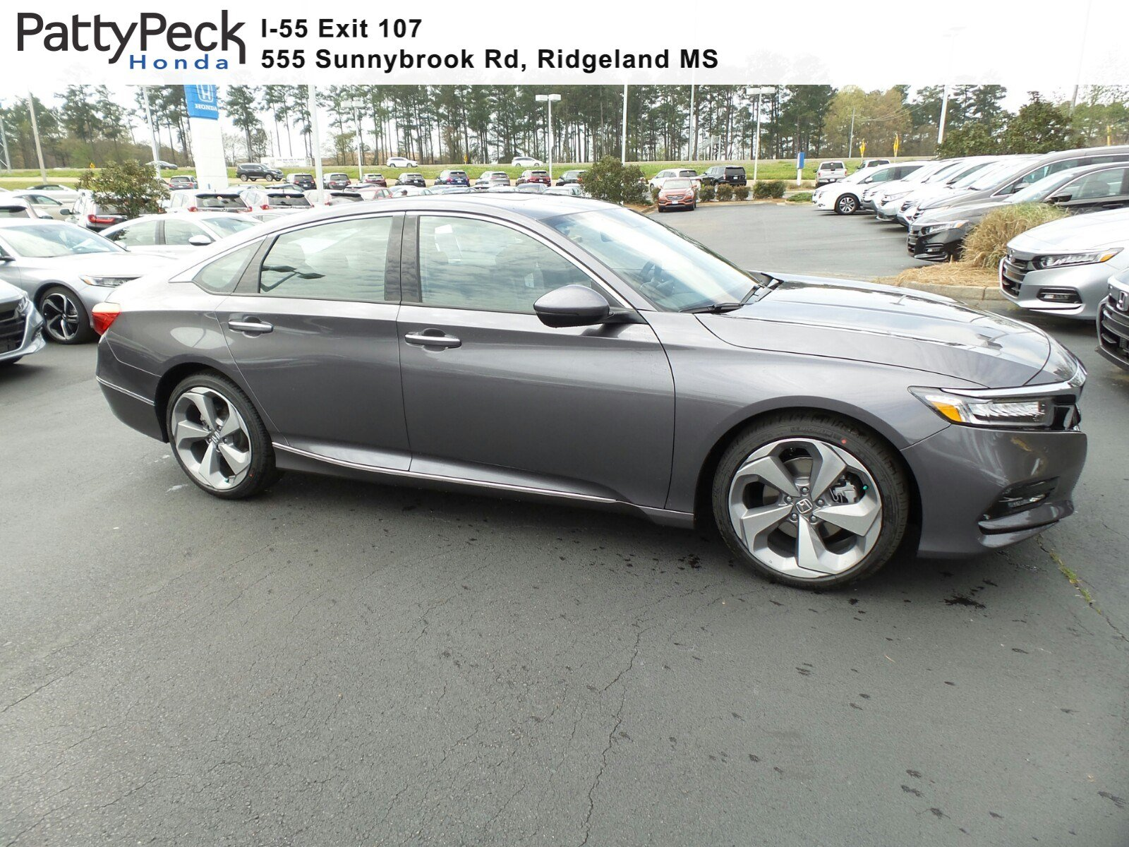 New 2018 Honda Accord Sedan Touring 2 0T 4dr Car in Ridgeland
