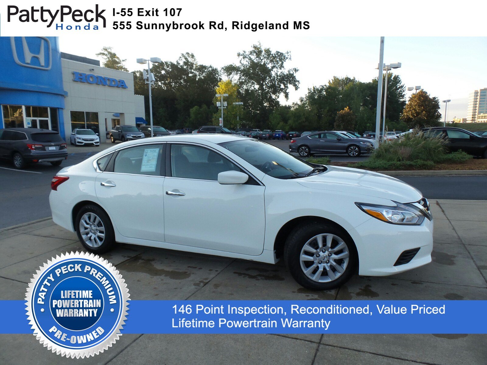 Amazing Pre Owned 2017 Nissan Altima 2.5 S