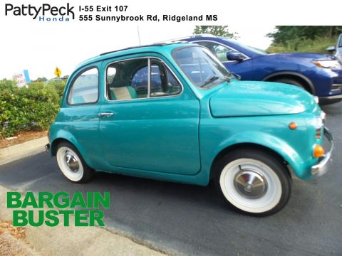 Pre-Owned 1966 FIAT 500