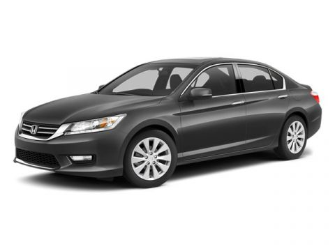 Pre-Owned 2014 Honda Accord Sedan EX-L Navigation