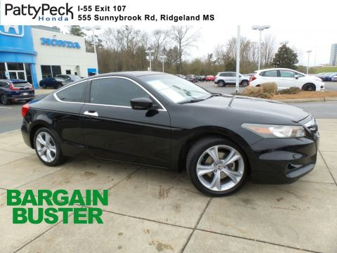 Pre-Owned 2011 Honda Accord Coupe EX-L