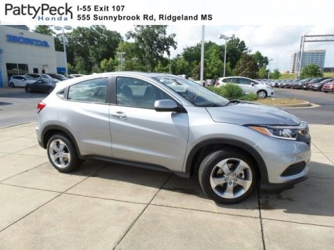 New Honda Suv >> New Honda Suvs In Ridgeland Patty Peck Honda