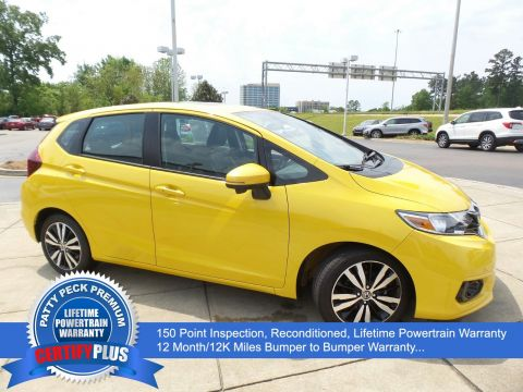 Pre-Owned 2018 Honda Fit EX-L W/SENSING