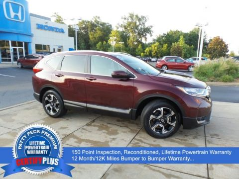Pre-Owned 2017 Honda CR-V Touring