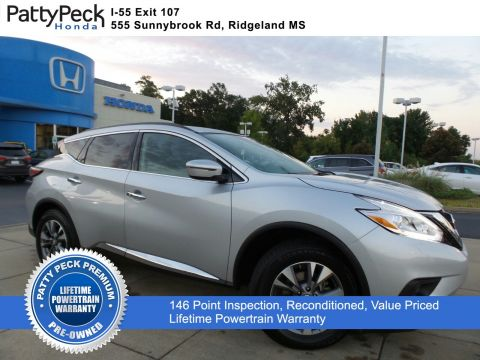 Pre Owned 2017 Nissan Murano SV