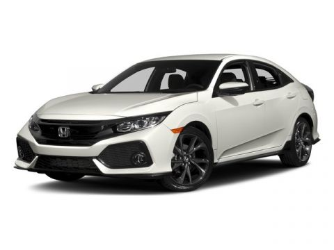 Pre-Owned 2017 Honda Civic Hatchback Sport